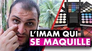 Video L'IMAM QUI SE MAQUILLE - IMAM BOUSSENNA MP3, 3GP, MP4, WEBM, AVI, FLV Juni 2018