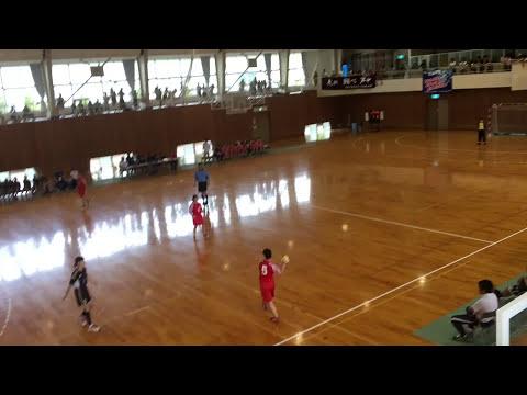 2017.7.17 第70回 石川県中学校ハンドボール大会