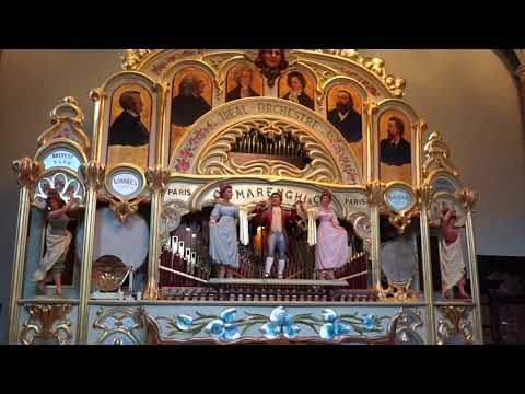All Star But On A 100 Year Old Organ