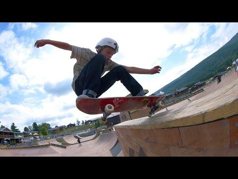 Spontaneous Little Man - EP8 - Camp Woodward Season 8
