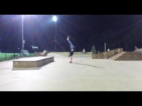 Overland Park Skatepark Overview