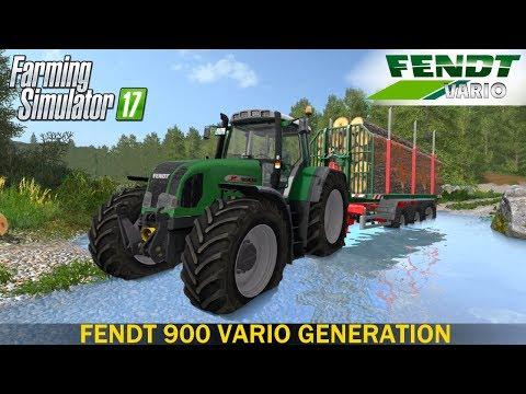 FENDT 900 VARIO GENERATION v2.0