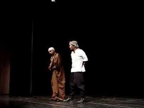 مسرحية باب الحاره في فلسطين
