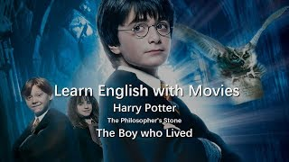 The Boy who Lived - Harry Potter The Philosopher's Stone 【Learn English with Movies】