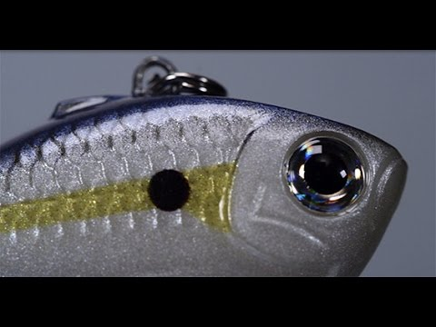 Rapala Ultra Light Rippin Rap 4 (ULRPR-4) videó