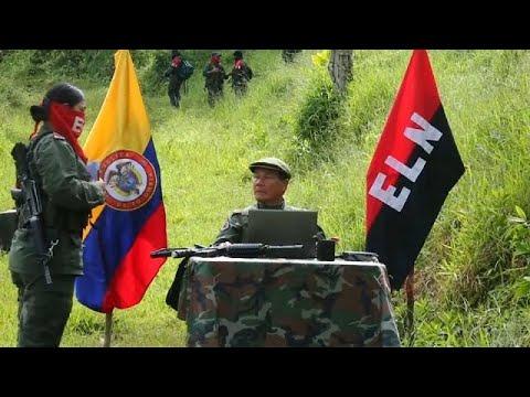 Διμερής εκεχειρία με τους αντάρτες ELN