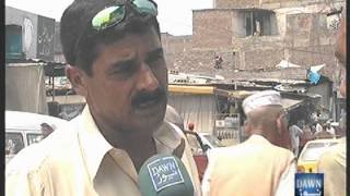 Pakistan- Mansehra Report on Prices of Gas petrol increased Reporter Nsiar Ahmad Khan-DAWN TV