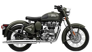 7. WOW AMAZING 2017 Royal Enfield Classic Battle Green PRICE & SPEC