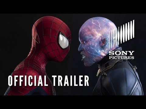 First official trailer for The Amazing Spider-Man 2