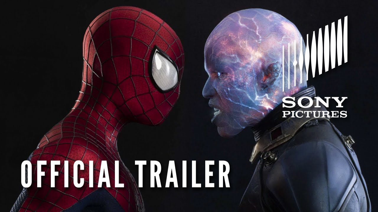 Movie Trailer:  The Amazing Spider-Man 2 (2014)