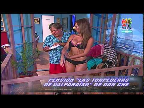 Jessica Alonso - Momento Asi Somos (04-01-2011)