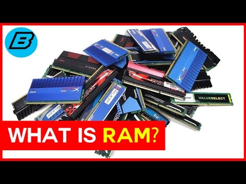 Tech Tips - What is RAM? How does Ram Work?? (PC RAM Explained) [SD-RAM, DDR, DDR2, DDR3, DDR4]