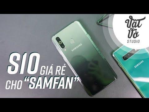 Đánh giá nhanh Samsung Galaxy A9 Pro: màn hình nốt ruồi, 3 camera sau - Thời lượng: 5 phút, 43 giây.