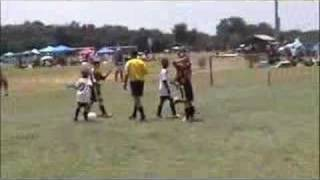 This is the ASG Arsenal team from McKinney, TX. This video is from August, 2008 at the Kick-it regional tournament in Austin, TX...