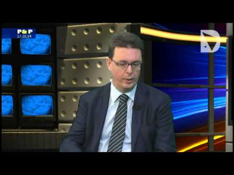 Passioni & Politica - l'europarlamentare del Pd Nicola Danti ospite di Passioni & Politica.