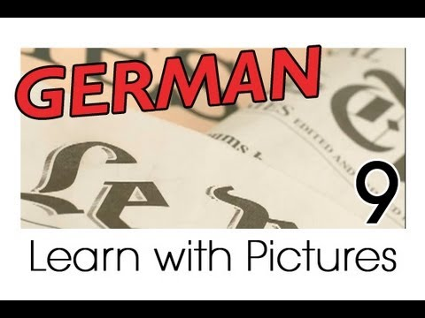 Learn German – German Bookstore Vocabulary