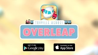 Toyville Heroes: Overleap Gameplay Video For Kids  Toyville Heroes Offical Mobile GamesCrossy Road meets Toy Story.Toyville heroes: Overleap is a game where you need to play for a cute toy characters and jump from one column to another. But be careful, you need to accurately calculate your jump, otherwise you will fall into the valley of toys. It is the first game from a series of games about this universe of toys. We call it Toy-ville Heroes.Get higher scores to unlock new toy characters! Jump as far as you can! Here're the features of Overleap: - Addictive and annoying gameplay (in the best meaning, of course :3)- Exciting childish game atmosphere- Beautiful toy-like 3D environment- Dozens of cute and attractive toy characters- Different types of monuments (columns, platforms, abc-blocks.. whatever)- Interesting game mechanics- Good sound effects with lovely background music- Localization on several languages (French, Russian, Kazakh)So, let's see how far you ready to go? Toys are waiting for you!