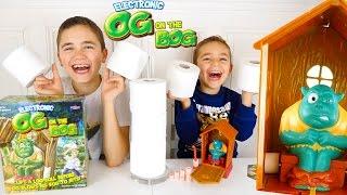 Video JEU - OG ON THE BOG - Ogre aux WC : Ne pas déranger ⛔️ - Jeu de société MP3, 3GP, MP4, WEBM, AVI, FLV November 2017