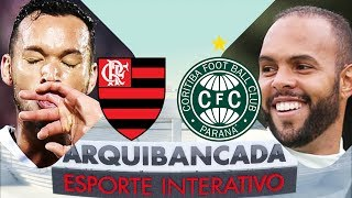 Assista a Barcelona x Juventus ao vivo e em HD no EI Plus: http://bit.ly/2pEJOsk ] O Flamengo recebe o Coritiba pela 16ª rodada ...