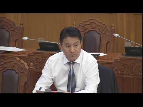 Ж.Ганбаатар: Хуульд хариуцлагын асуудлыг тодорхой тусгах хэрэгтэй байна