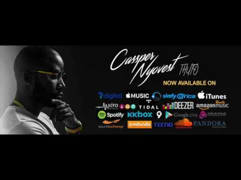 Cassper Nyovest - Confused [Feat.  Goapele] (Official Audio)