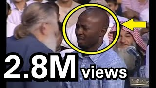 Video Kristian menangis selepas Yusuf Estes jawab soalannya MP3, 3GP, MP4, WEBM, AVI, FLV Oktober 2017