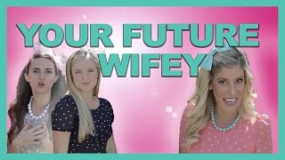 "Meghan Trainor ""Dear Future Husband"" Parody (Your Future Wifey) - YouTube"