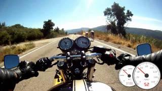 3. Mt Palomar - Triumph Thruxton 900