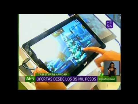 Video Las tablets es el regalo favorito de los niños para esta navidad download in MP3, 3GP, MP4, WEBM, AVI, FLV January 2017