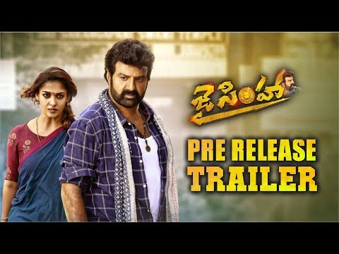 JaiSimha Official Trailer