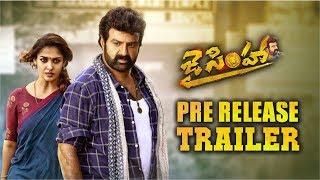Jai Simha Pre Release Trailer || Balakrishna || KS Ravi Kumar || Nayanthara || C Kalyan