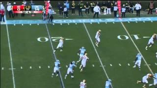 Kevin Reddick vs Maryland (2012)