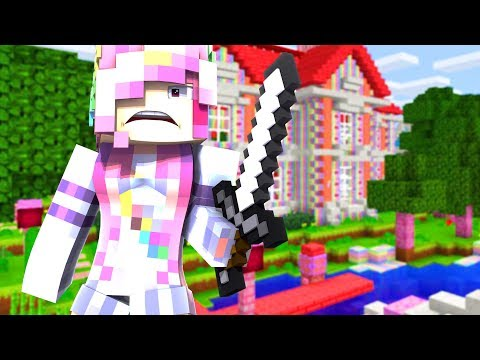 He Destroyed My House! Minecraft Survival