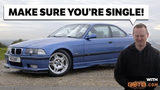 10 Things I've Learnt After 1 Year Of E36 M3 Ownership by Car Throttle