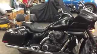 5. 2013 Kawasaki Vulcan vaquero description