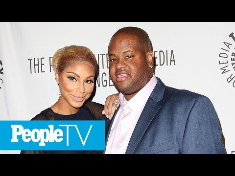 Tamar Braxton Talks Possible Reconciliation With Ex Vince Herbert: 'Really Early To Tell' | PeopleTV