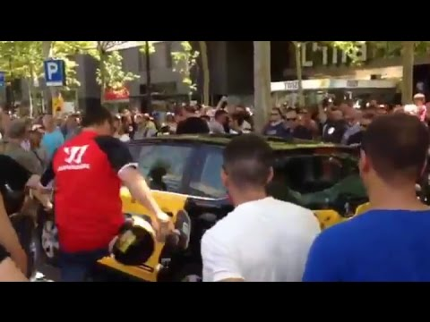 Taxis gegen Uber