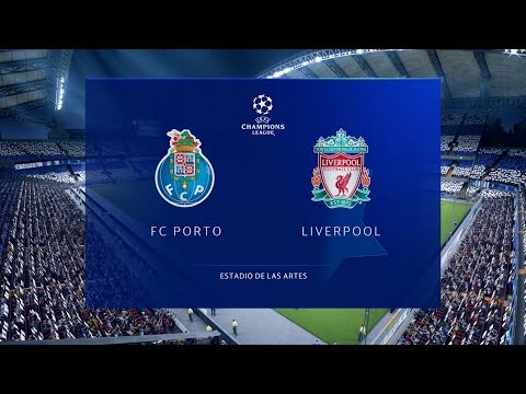 FC Porto Vs Liverpool 1-4 | UEFA Champions League - Quarter-final | 17.04.2019