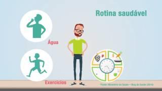 Assista ao vídeo com dicas sobre saúde apresentado pelo SESI/SC na Jornada Inovação e Competitividade da Indústria Catarinense 2016.