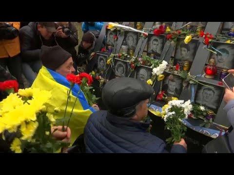 Ουκρανία: Έκτη επέτειος της «Επανάστασης της Αξιοπρέπειας»…