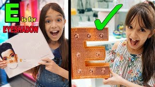 Video I'll BUY ANYTHING that STARTS with the LETTERS in your NAME Challenge MP3, 3GP, MP4, WEBM, AVI, FLV Juli 2019
