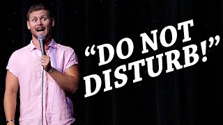 Drew Lynch Stand-Up: Why I Can't Sleep In Hotels by Drew Lynch