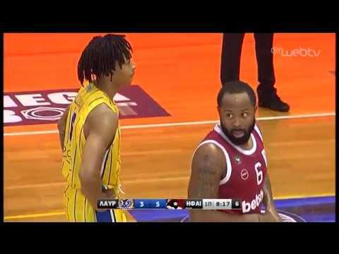 ΛΑΥΡΙΟ – ΗΦΑΙΣΤΟΣ | Basket League | 20/10/2019 | ΕΡΤ