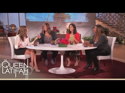 """Funny Female Panel Discuss """"The Selfie""""  