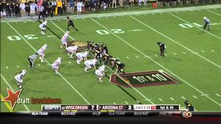 Dezmen Southward vs Arizona St (2013)