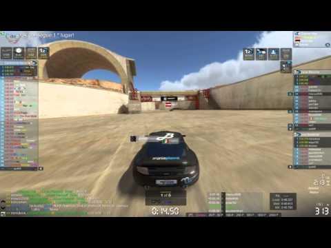 gusk8 - Trackmania 2 Canyon Ubisoft Nadeo Random Online Race Video GTX 570.