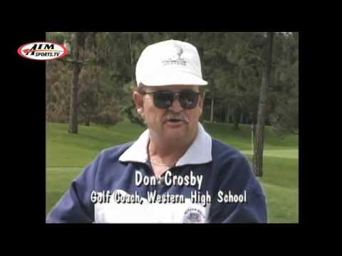 Tiger Woods, Teenage Golf Phenom, 1994