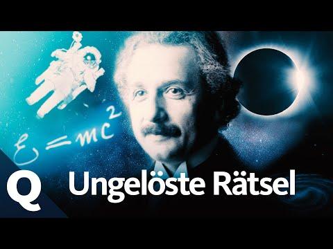 Ungelöste Rätsel der Physik