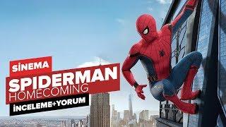 Spiderman Homecoming - Örümcek Adam - Eve Dönüş filmini inceliyoruz. Biraz Örümcek Adam filmleri tarihçesi sosu ile keyifli seyirler.