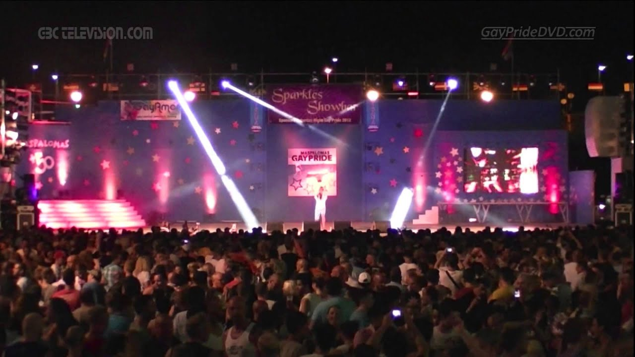 Maspalomas Pride 2012: BassHunter Part 1